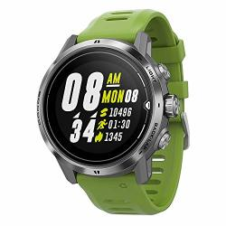 Coros Apex Pro Premium Multisport Gps Watch With Heart Rate Monitor 40H Full Gps Battery 24 7 Blood Oxygen Monitoring Sapphire Glass Barometer Ant+ &