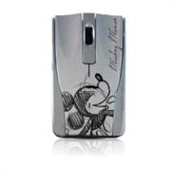 Disney Mickey Optical USB Mouse Retail Packaged Optical USB Mouse: -optical Mouse -usb Connector -ergonomic Design - 800DPI -3 Button+ Scoll Wheel Compatible