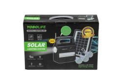 EMBASSY Solar Lighting LM3609