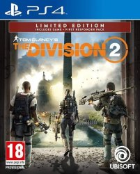 Ubisoft Tom Clancy's - The Division 2 - Limited Edition PS4