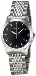Gucci Women's YA126502 G Timeless Black Dial Watch