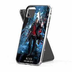 Robertsshop Devil May Cry 5 Nero Case Cover Compatible For Iphone Iphone 11