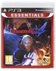 Capcom Devil May Cry 4 Essentials PS3 UK Import