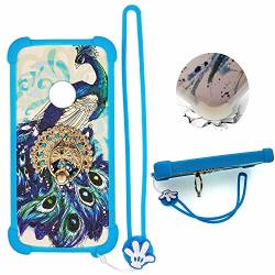 Lovewlb Case For Zte Z3001S Case Silicone Border + PC Hard Backplane Stand  Cover Xkq | R825 00 | Cellphone Accessories | PriceCheck SA