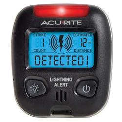 EWarehouse Acurite 02020 Portable Lightning Detector