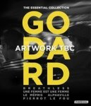 Godard: The Essential Collection Blu-ray