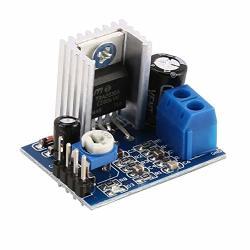 TDA2030A Super MINI Dc 6-18V Power Amplifier Board Module Dual Channel Electronic Diy Tool Audio Amplify Volume Adjustable