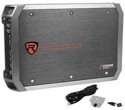 Rockville RXD-M2 3000 WATT 1500W Rms Mono Class D 1 Ohm Amplifier Car Stereo Amp