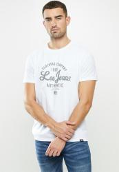 Lee Authentic Tee - White