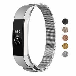 Keasy Replacement Metal Bands Compatible For Fitbit Alta And Fitbit Alta Hr Stainless Steel Replacement Bands For Women Men