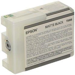 Epson T5808 Ultrachrome K3 Matte Black Cartridge Ink
