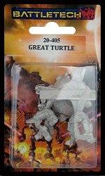 Iron Wind Metals Battletech 20-405 Great Turtle GTR-1