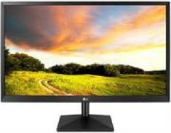 LG 27MK400H 27 Class Full HD Tn With Amd Freesync Monitor - True 170 160° Viewing Angle HD Resolution 1920X1080 Brightness - 300CD M2 Typical Contrast