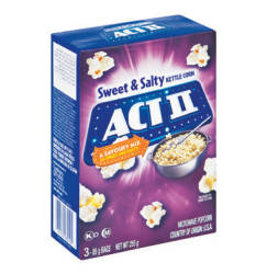 Deals On Act 11 Microwave Popcorn