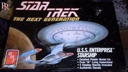 USA Star Trek Next Generation Uss Enterprise Starship