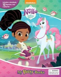 Nickelodeon Nella The Princess Knight: My Busy Books