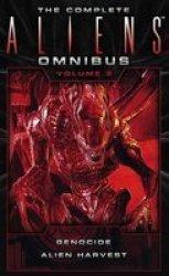 The Complete Aliens Omnibus - Genocide & Alien Harvest Paperback