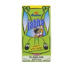Fruitree Jabba Juice Apple 24 X 160ML
