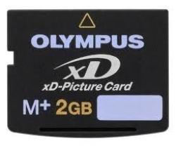 Fujifilm Finepix E550 Digital Camera Memory Card 2GB Xd-picture Card M+ Type