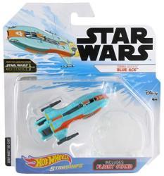 Hot Wheels Star Wars Starships Resistance Torra Doza's Blue Ace