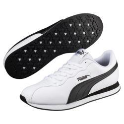 5ae5eebd833 Puma Men s Turin II Football Inspired Shoes - White black