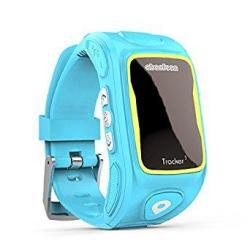 Abardeen KT01W Smart Watch in Blue