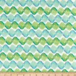 3 Wishes Charisma Spiro Stripe Multi Fabric By The Yard