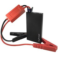 Mycharge Adventure Jumpstart Portable Charger 6 600 Mah With Detachable Jumper Cables