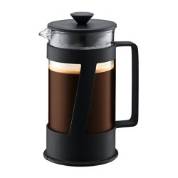 Bodum Crema 8-CUP French Press Coffee Maker 34-OUNCE