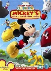 Disney's Mickey Mouse Clubhouse: Mickey's Great Clubhouse Hunt DVD