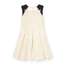 ed725b033e21 The Children's Place Children's Apparel The Children's Place Big Girls' Sleeveless  Dressy Dresses Snow 90420 8