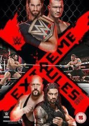 Wwe: Extreme Rules 2015 Dvd