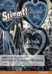 Stimmt Aqa Gcse German Grammar And Translation Workbook