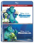 Monsters Box Set: Monsters Inc & Monsters University Blu-ray