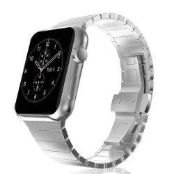 Killerdeals Stainless Steel Strap For Apple Watch - Silver 42MM