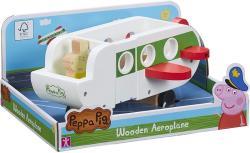 Peppa Pig - Wooden Aeroplane