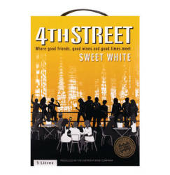 4th Street Sweet White 1 X 5l