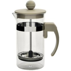 Eetrite 350ml Coffee Plunger in Taupe