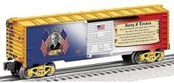 USA Lionel Presidential Series Harry Truman Boxcar