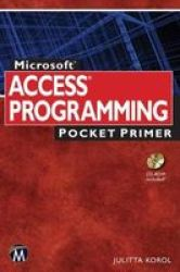 Access Programming - Pocket Primer Mixed Media Product