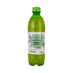 Nature& 039;S Choice Natures Choice Beverage Green Tea 500ML Kombucha
