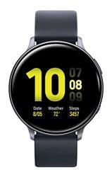 Samsung Watch ACTIVE2 40MM Gps Bluetooth Aqua Black Us Version