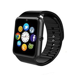 GT08 Bluetooth Smart Watch For Android Phonessmart Watch With Sim Card Slot Call Massage For Ios Iphone And Android Phones Samsung Zte Sony LG