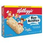 Kelloggs - Rice Krispies Cereal Bar Multi Pack