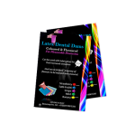 Coloured & Flavoured Latex Dental Dams - Pack Of 5 - Assorted Flavours