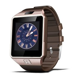 LESHINE Smart Watch Lastest Bluetooth Support Android Iphone System Watch Mobile Phone Android Smart