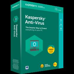 Kaspersky Anti-virus 1 User
