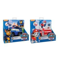 Spin Master Paw Patrol Basic Vehicle & Pup | R299 00 | Toy Cars |  PriceCheck SA