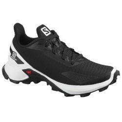 Salomon Kids Alphacross Blast Trail Running Shoes - Black