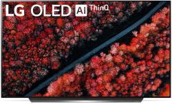 "LG OLED65C9PVA.AFB 65"" Oled Display A9 Gen 2 Intelligent Processor Deep Learning Ai Designed Picture 4K Cinema Hdr 4K Hfr"